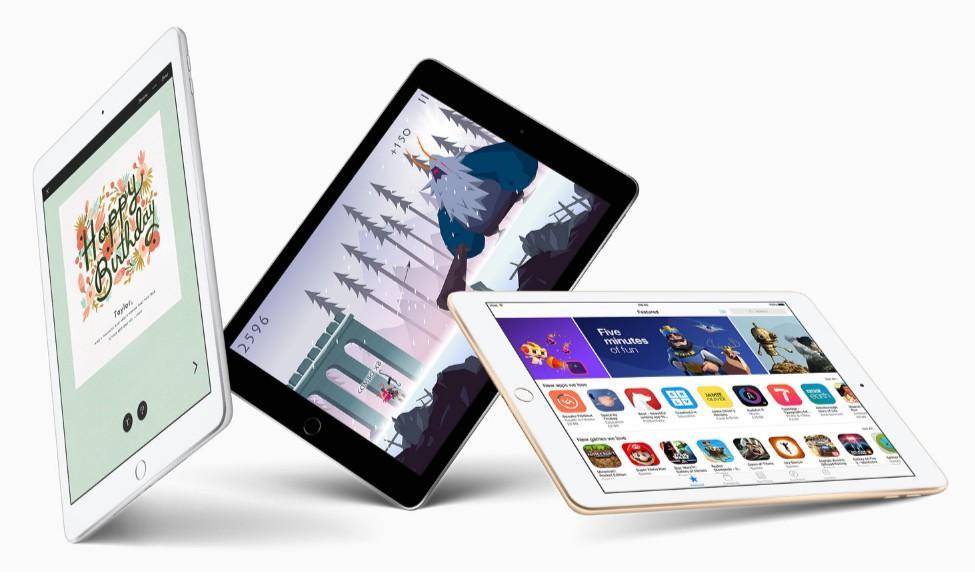 Планшеты  | Apple представила новый 9,7-дюймовый iPad, замену iPad Air 2 | ipad-new
