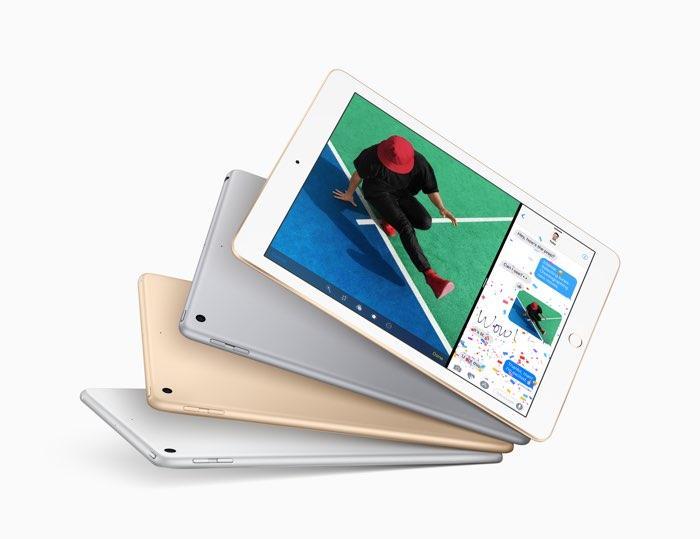 Планшеты  | Apple представила новый 9,7-дюймовый iPad, замену iPad Air 2 | new-ipad