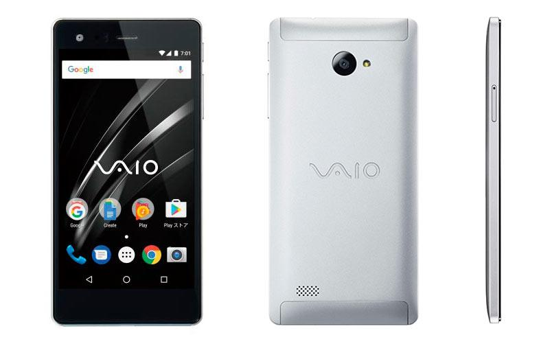 Бюджетный смартфон Vaio Phone Aпредставлен официально