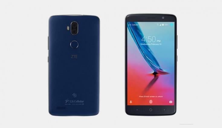 ZTE Blade MAX 3 запущен со Snapdragon 625 SoC и батареей на 4000 мАч