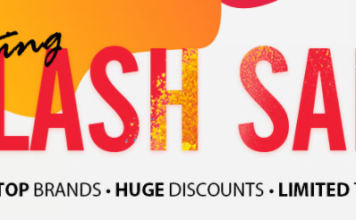 Lightning Flash Sale