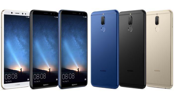 Huawei Maimang 6 представлен официально (характеристики)