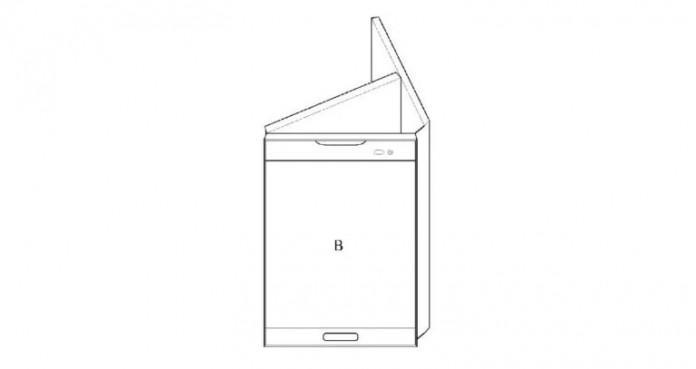 Телефоны  | LG запатентовала смартфон-книжку с тремя экранами | LG-1-696x369