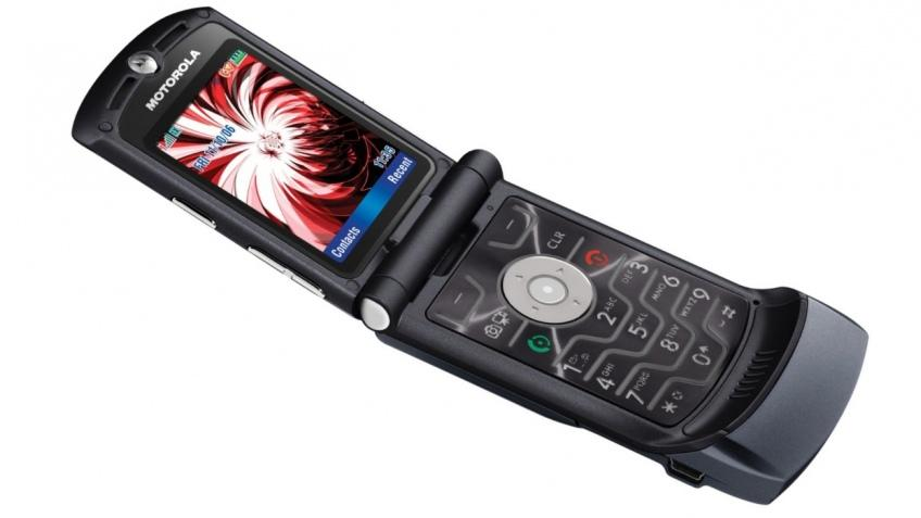 Motorola готовит новую «раскладушку»