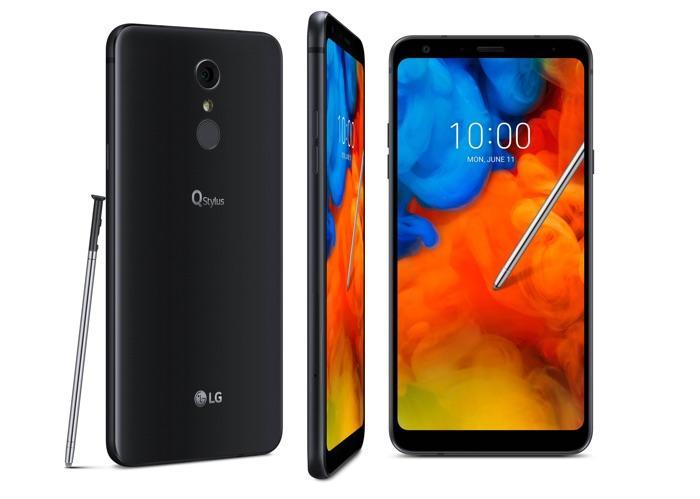 LG выпустила смартфон Q Stylus в трех модификациях