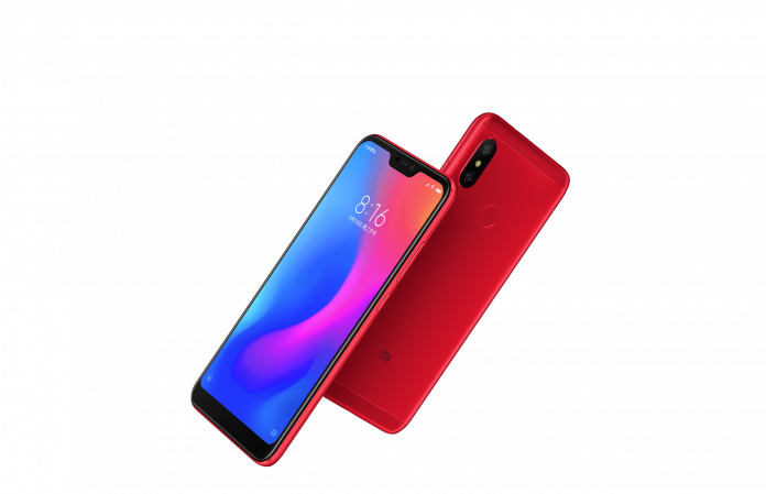 Xiaomi выпустила Redmi 6 Pro с «монобровью», двойной камерой и емким...