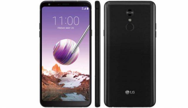 LG выпустила крупный смартфон Stylo 4 за $179