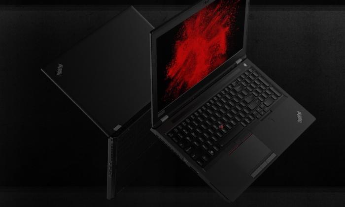 Lenovo ThinkPad P52 ноутбук с графикой NVIDIA Quadro и 128 ГБ RAM