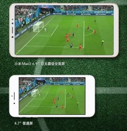 Подтвердился дисплей и другие характеристики Xiaomi Mi Max 3