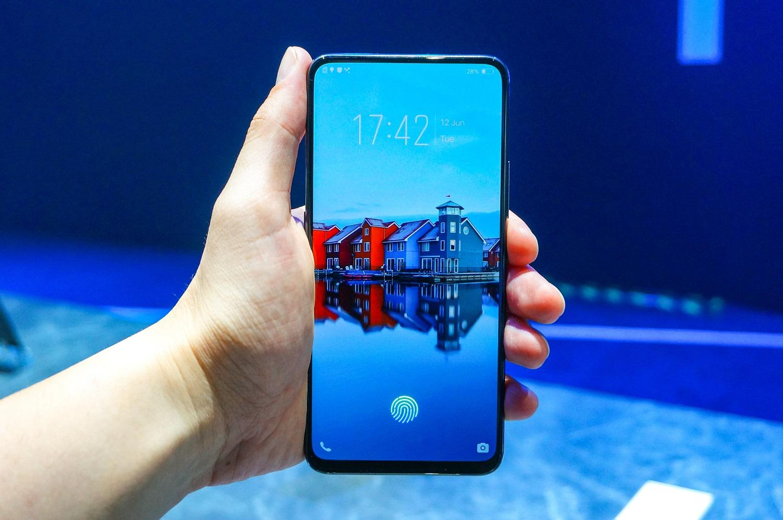 AnTuTu самые производительные смартфоны июля 2018