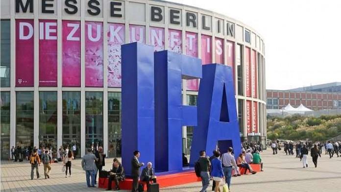 Выставка в Берлине IFA 2018  (интересные смартфоны)