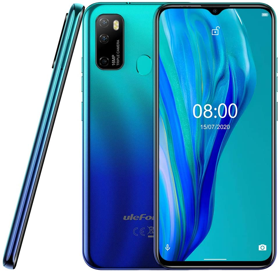 ТОП-5 китайских смартфонов до 100$ в августе 2020