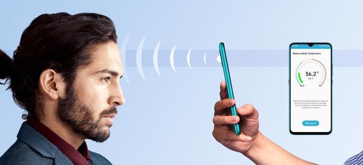 Umidigi A7S: смартфон на Android Go c бесконтактным термометром